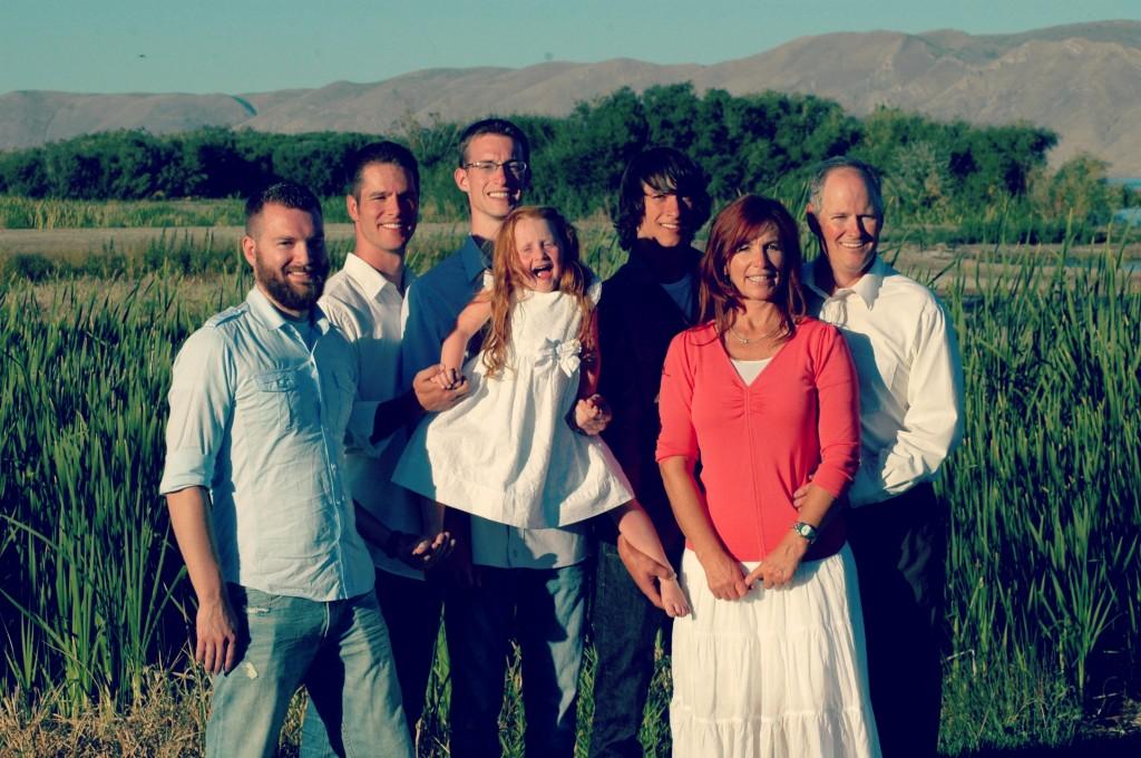 Dr. Jeff Johnson Family